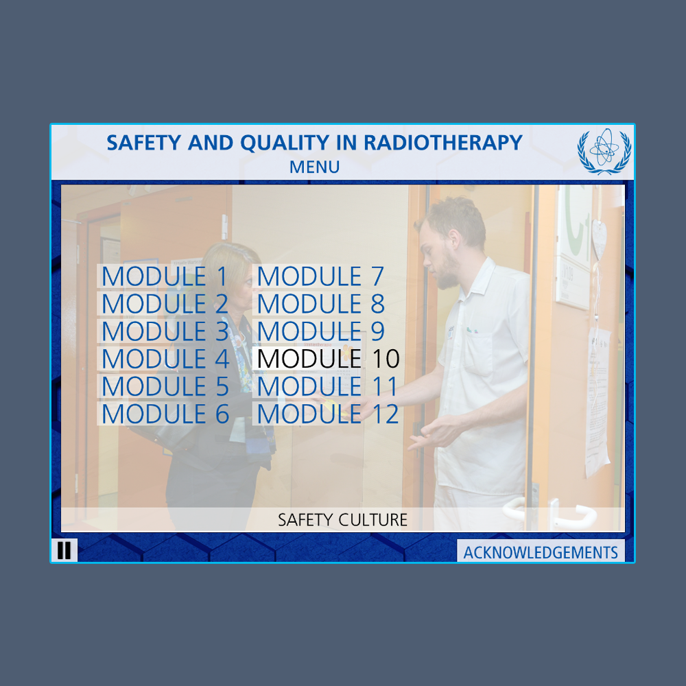 quality and safety in radiotherapy pdf